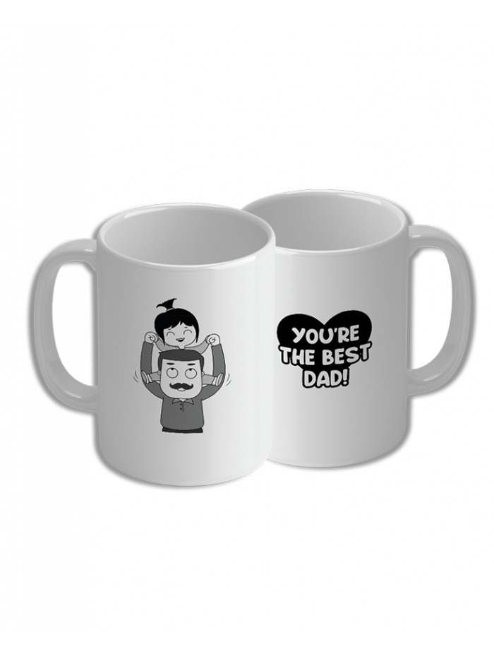 You're the best dad - Mug