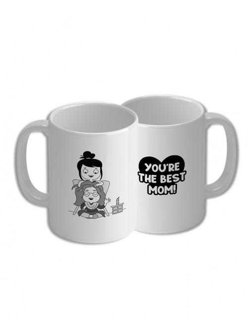 You're the best mom - Mug