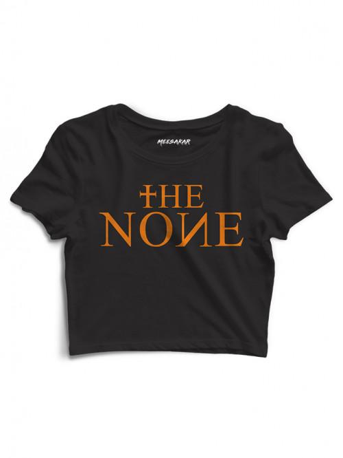 The None
