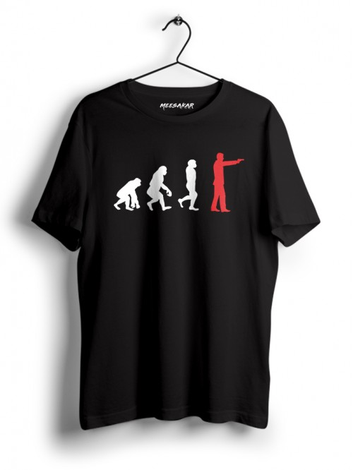 Evolution of Human Being