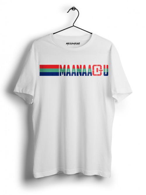 Maanaadu Flag - Half sleeve