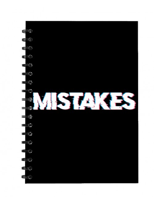 Mistakes - Notepad