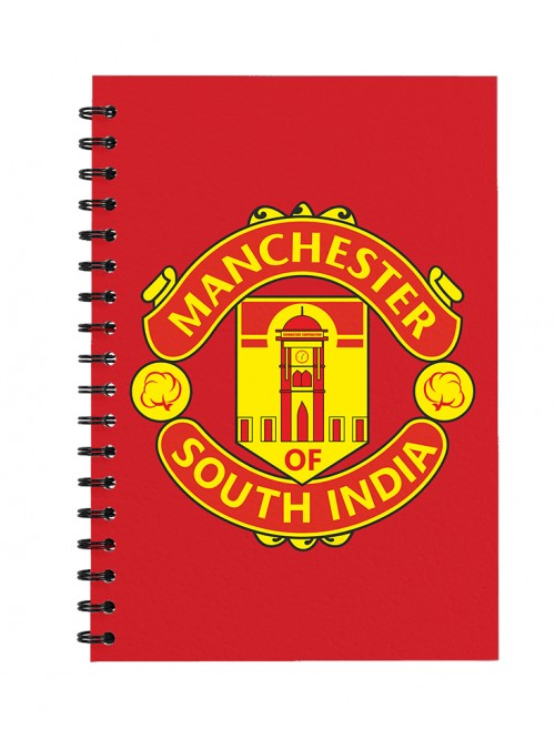 Manchester of South India - Notepad