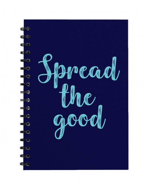Spread the Good - Notepad