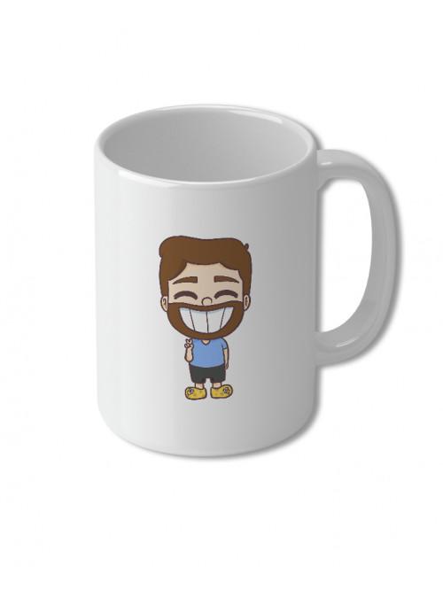 Bu Peace Out - Mug
