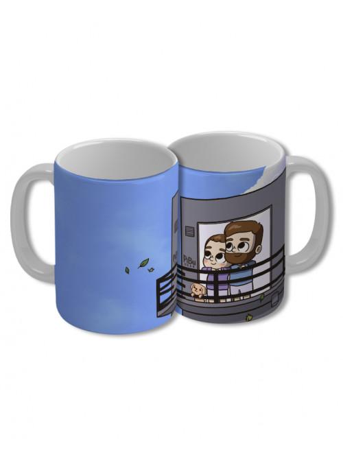 The Skyview - Mug