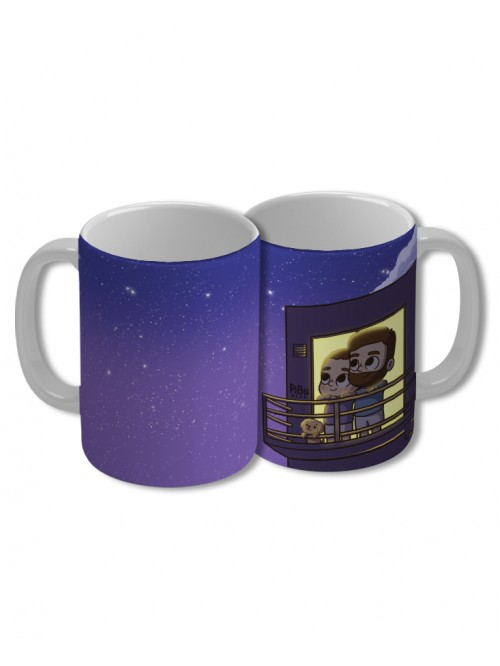Watch the stars - Mug