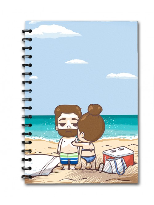 Pibu Beach - Notepad