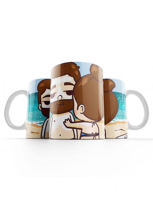Pibu Beach - Mug