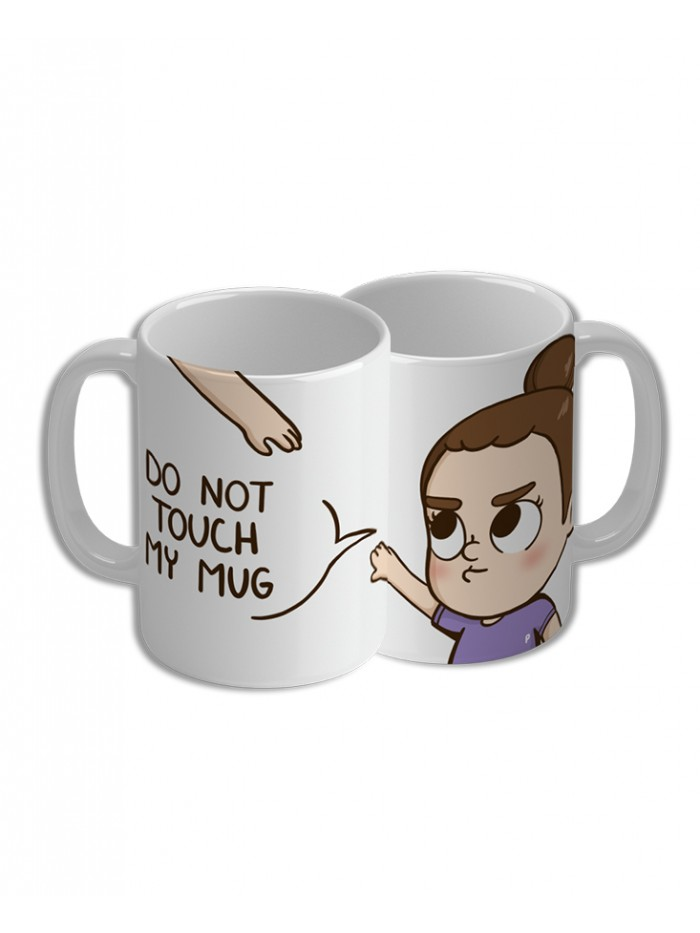 Pi - Don't Touch My Mug