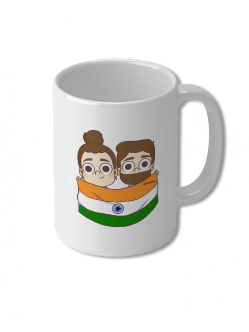 Pibu India - Mug