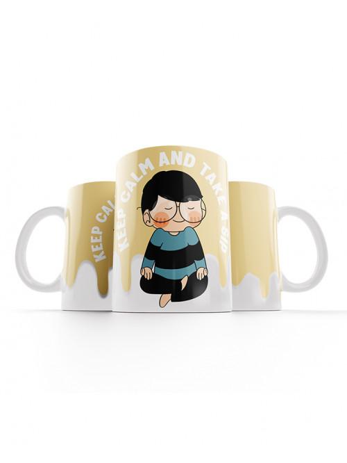 Keep Calm & Sip - Mug