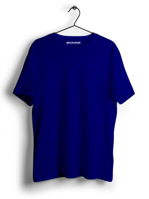 Half Sleeve : Royal Blue