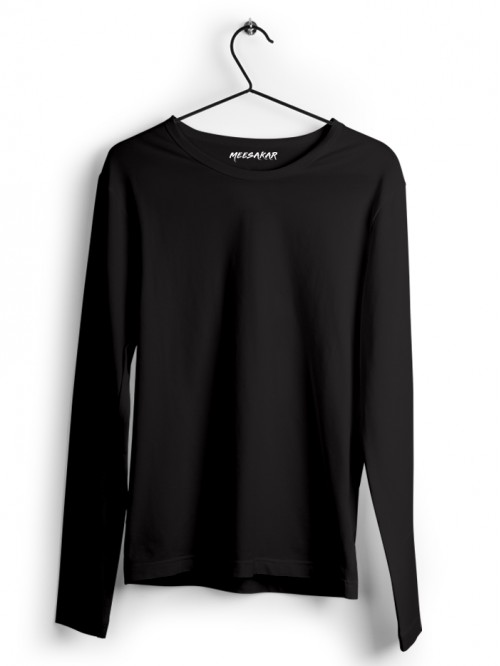 Full Sleeve : Black