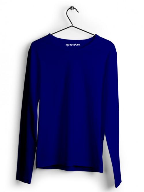 Full Sleeve : Royal Blue
