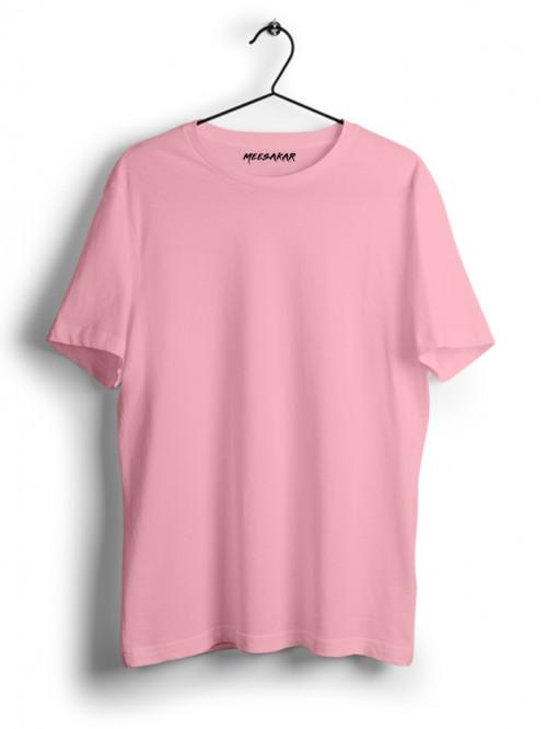 Half Sleeve : Pastel Pink