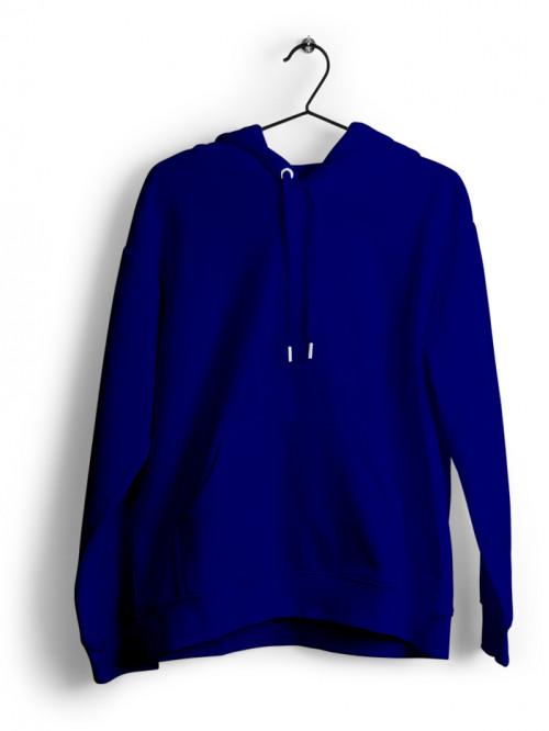 Hoodie : Royal blue