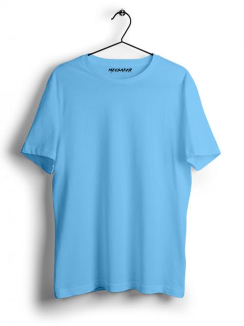 Half Sleeve : Sky Blue