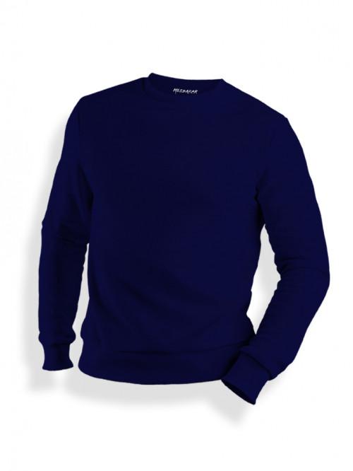 Sweatshirt : Navy Blue