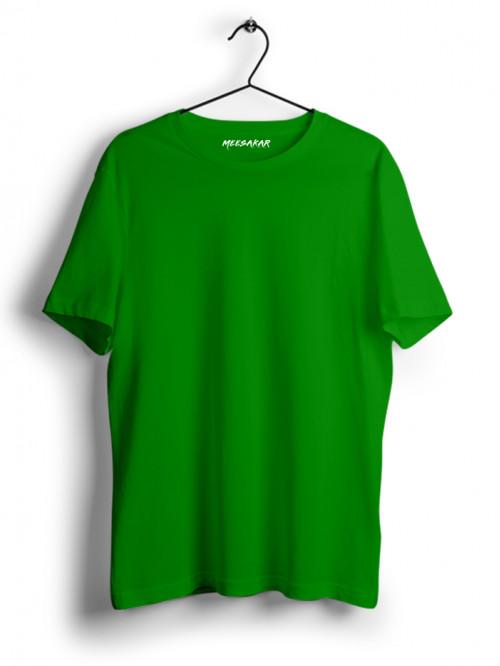 Half Sleeve : Flag Green
