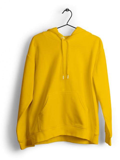 Hoodie : Golden Yellow
