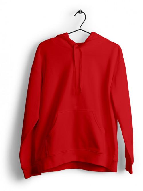Hoodie : Red