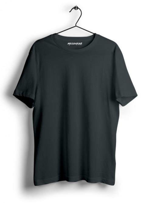 Half Sleeve : Steel Grey