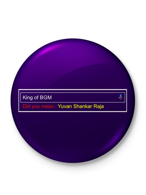 King of BGM - Badge