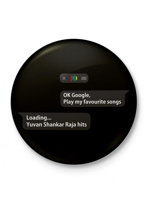 Loading U1 hits - Badge