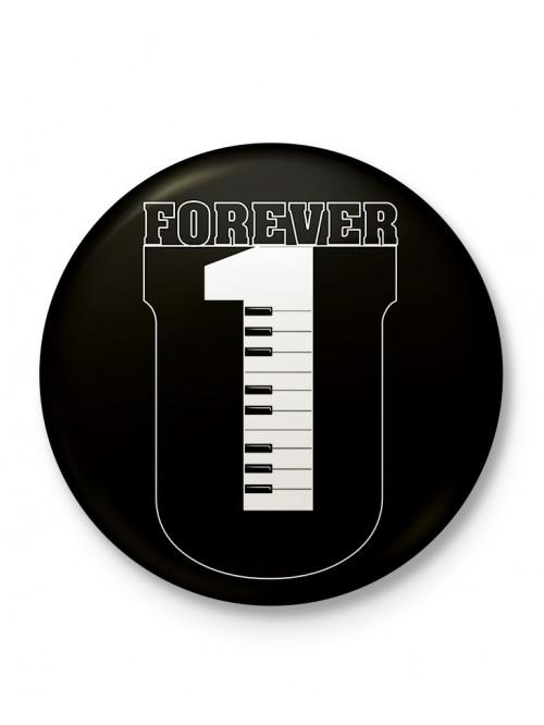 U1 Forever - Badge
