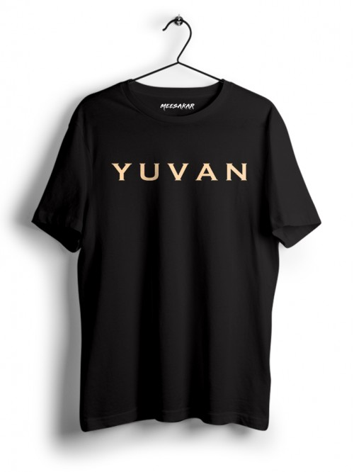 Yuvan Fan - Half Sleeve
